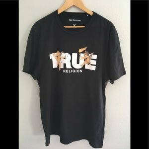 True Religion True Love Tee Shirt XL